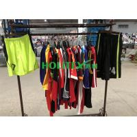 China High Quality Used Clothing Japanese Style Used Football Jerseys Polyester Material on sale