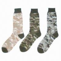 Quality Military army soldiers socks, nice design for sale