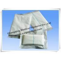 China Sterile ABD Pads Dressing Medical Emergency Absorbent Combine For Wound Care on sale