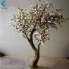 Ornamental Artificial Flower Tree , Artificial Rose Flower For Garden Decoration for sale