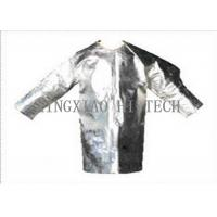 China Flame Proof Chemical Fire Protection Suit Products High Temperature Resistant on sale