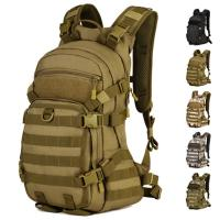 Quality Casual Outdoor Gear Military Tactical Backpacks 600D Or 900D Polyester for sale