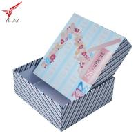 Buy cheap Eco Friendly Material paper Box Recyclable With Gold Foil Logo from wholesalers