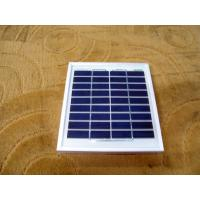 Quality Good cheap solar panel 2W photovoltaic crystalline silicon for sale