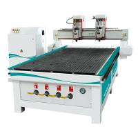 Quality 1325 Double Head CNC Wood Process Center for sale
