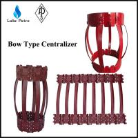 China Bow Type Spring Casing Centralizer on sale
