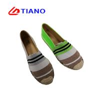 China Size 40-45 Mens Canvas Shoes Espadrille on sale