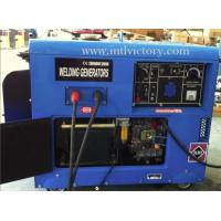 Quality 5KW 60HZ Welding Generator Set S1 Continous Working for sale