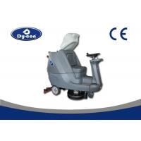 Quality Maximum Driving Type Floor Scrubber Dryer Machine For Warehouse Hard Floor for sale