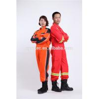 Buy cheap Fire Resistant Nomex FR Clothing / Anti-static Protective Clothes for Man or from wholesalers