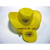 Quality YRFH13001 foldable hat, sun hat, nylon hat for sale