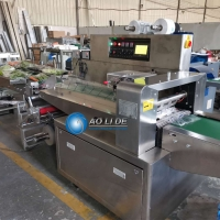 Buy SS304 Carrots Eggplant Lettuce Fruit Vegetable Packing Machine at wholesale prices
