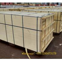 Quality Brown marine plywood marine board black film faced plywood to africa market for sale
