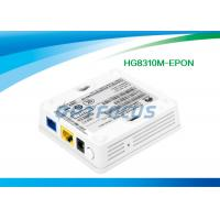 Buy cheap Single GE Ethernet Port Gpon Epon ONU Optical Line Terminal Equipment HG8310M White Color from wholesalers