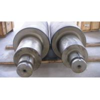 30CrNiMo8 Forged Steel Rolls / Forged Steel Shaft for Metallurgic Equipments