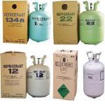 Quality Refrigerant Gas R134A R22 R12 R11 for sale