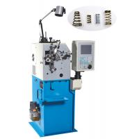 Quality Wire Diameter 0.1mm to 0.8mm High Precision Automatic 2 Axis CNC Spring Machine for sale