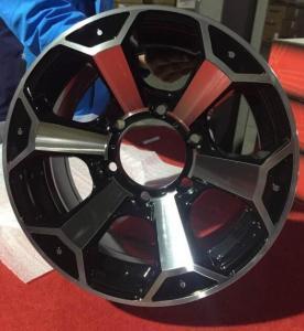 Buy cheap suv 4x4 Alloy Wheels 16x8.0  PCD 139.7 - 160 KIN-3211 product