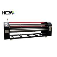 Quality Large Drum Roller Full Dye Sublimation Machine Automatic For Fabric Printing for sale