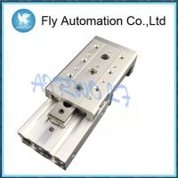 Buy cheap Silver Double Acting Air Cylinder , MXS16-50  MXS20-75 Pneumatic Actuator Cylinder from wholesalers
