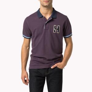 China Breathable Summer Mens Golf Polo Shirts Short Sleeve With Custom Logo on sale