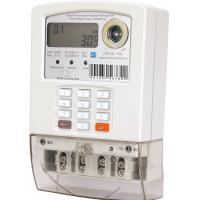 Quality Single Phase 5(60)A STS Prepaid Meters BS Installation Keypad kWh Meter High Accuracy for sale