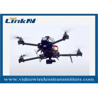 Quality UAV/drone Video Wireless Transmitter with Light Weight , Low Latency, small size for sale