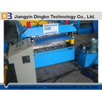 Quality Corrugated Roll Forming Machine Forging Steel 18 Groups Rollers For Transportation for sale