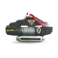 12000 Lb Electric ATV Winch 4x4 Pull Power  12V DC Motor With Cable Waterproof