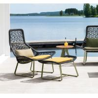 Quality Modern PE rattan chair Outdoor Garden furniture sets patio wicker chairs for sale