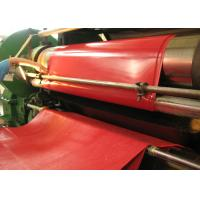Buy High Elasticity Industrial Rubber Sheet For PVC Vacuum Laminating Press at wholesale prices