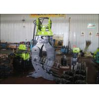Quality PC360 Safe Excavator Grapple Attachments 360 Degree Hydraulic Rotating for sale