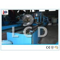 Quality Full Automatic Steel Tube Production Line , Welded Tube Mill Line Steel Structure for sale