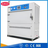 Buy cheap Weathering UV Aging Test Chamber , Uv Accelerated Weathering Test Machine product