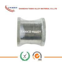 Buy cheap 0Cr25Al5 0Cr23Al5 FeCr23Al5 FeCrAl Alloy Flat Electric Heating Ribbon Wire 5.0x0.3mm from wholesalers