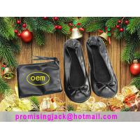 China Very Comfortable and Easy to Store in a Purse Foldable Ballet Shoe for Christmas New Promotion Gift on sale