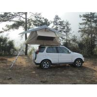 Quality 2.3m Ladder Family Size Roof Top Tent Easy To Open With Shoe Bag / Large Window for sale