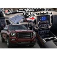 Quality Quad core Android Navigation Box 6.0 Video Interface Box For GMC Sierra Etc for sale