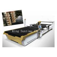 Buy Large Cutting Area Quilt Fabric Cutting Machines For Home 60m / Min at wholesale prices