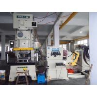 Quality Gear Feeder Equipment Steel Plate Straightening Machine Metal Deep Drawing Punch Automation for sale