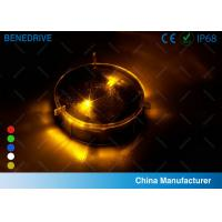 Buy cheap 1 LED Each Side 2 Directions Solar Road Markers Well Fit Road Surface Energy Efficiency product