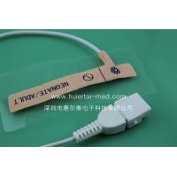 Buy cheap BCI 9 Pin Disposable Spo2 Sensor For Patient Monitor With White Wire from wholesalers