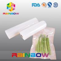 China Plain Transparent Aseptic Food Vacuum Seal Bag Packaging For Retaining Freshness on sale