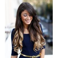 China Hot sale no tangling human hair front lace body wave wig on sale