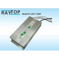 Quality 300W Constant Voltage Output 12VDC LED Waterproof Driver IP67 For Indoor / Outdoor for sale
