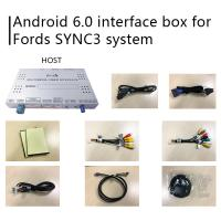 Buy Ford Mondeo Fusion SYNC 3 Auto Navigation System Android 5.1 WIFI BT Map Google Service at wholesale prices