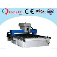 Quality Easy Maintenance CNC Metal Laser Cutting Machine 1000W With Humanization Design System for sale
