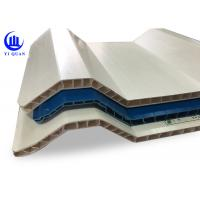 Buy cheap Pvc Twin Wall Solid Hard Hollow Core Plastic Sheets 10Mm Thickness from wholesalers