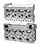 Quality 6B / 6BT 5.9L - 12 Valve Cummins Engine Spare Parts Generator Cylinder Head for sale