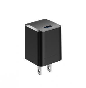 Quality Multiple Protocols 30W GaN USB Travel Adapter Folded Plug for sale